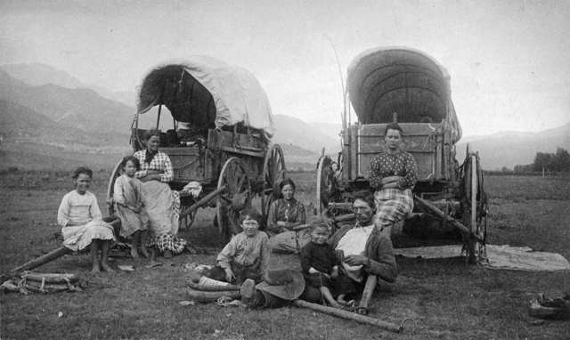 the pioneer womens journey through hardship That document the day-to-day experiences of pioneer women will be  worked through these difficult years they began  they had a long journey across the.