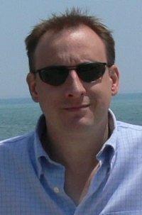 Author Paul Wornham
