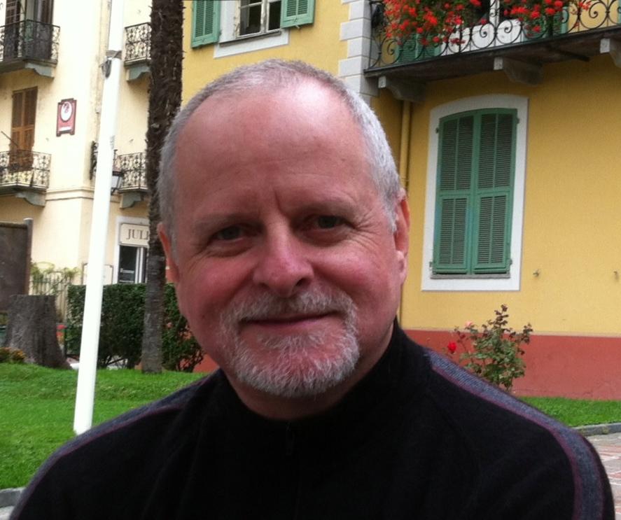 Keith Souter, Novelist