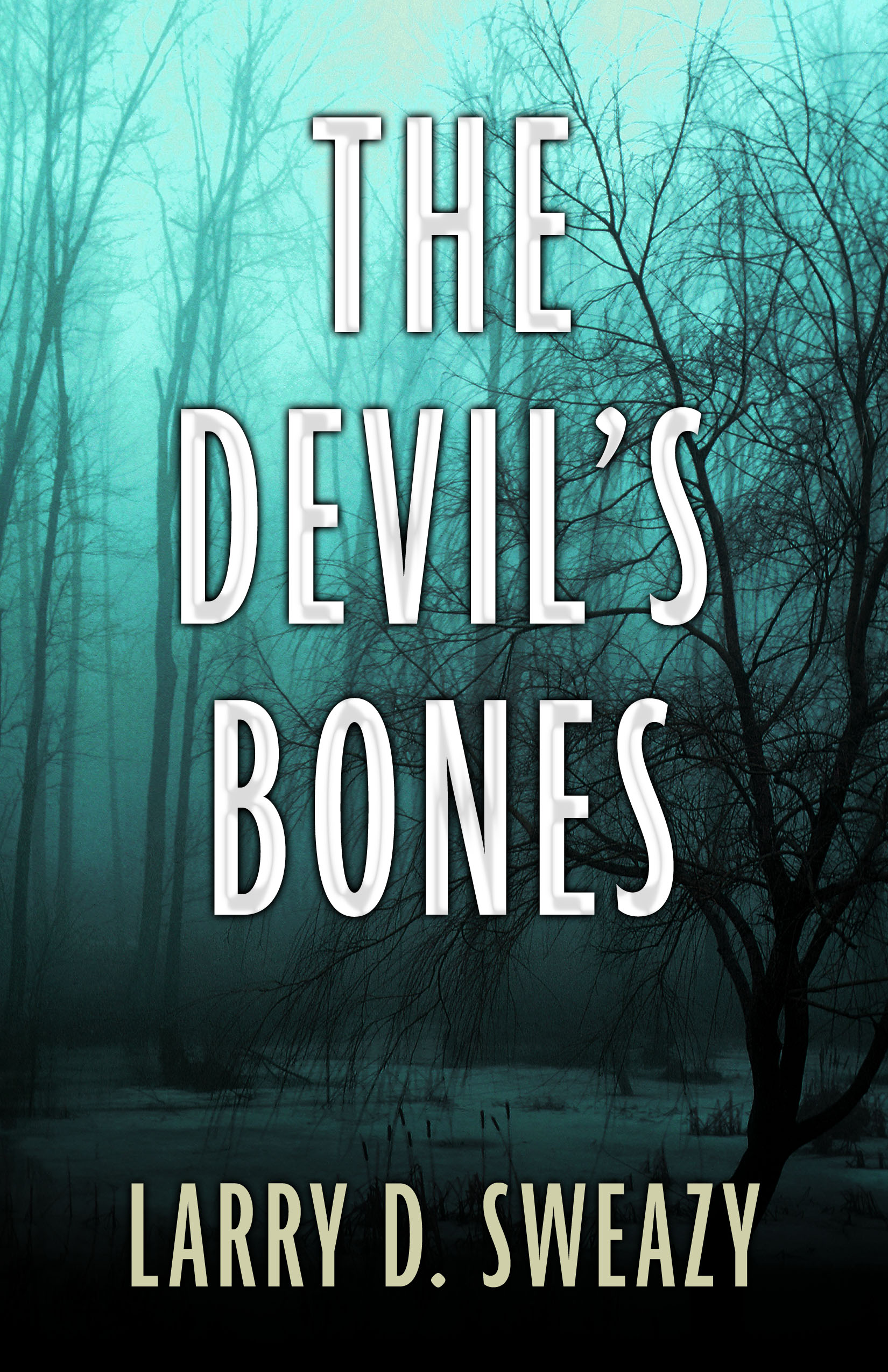 Author Larry Sweazy's The Devil's Bones