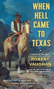 Author Robert Vaughn