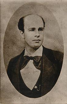 Indian Agent, Publisher John P. Clum
