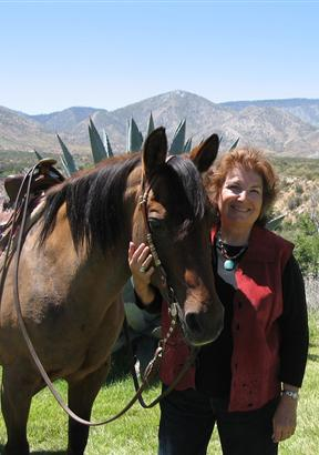 Author, Janet Squires