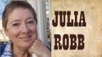 JULIA ROBB, NOVELIST