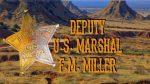 Deputy U.S. Marshal