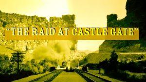 CASTLE GATE, UTAH